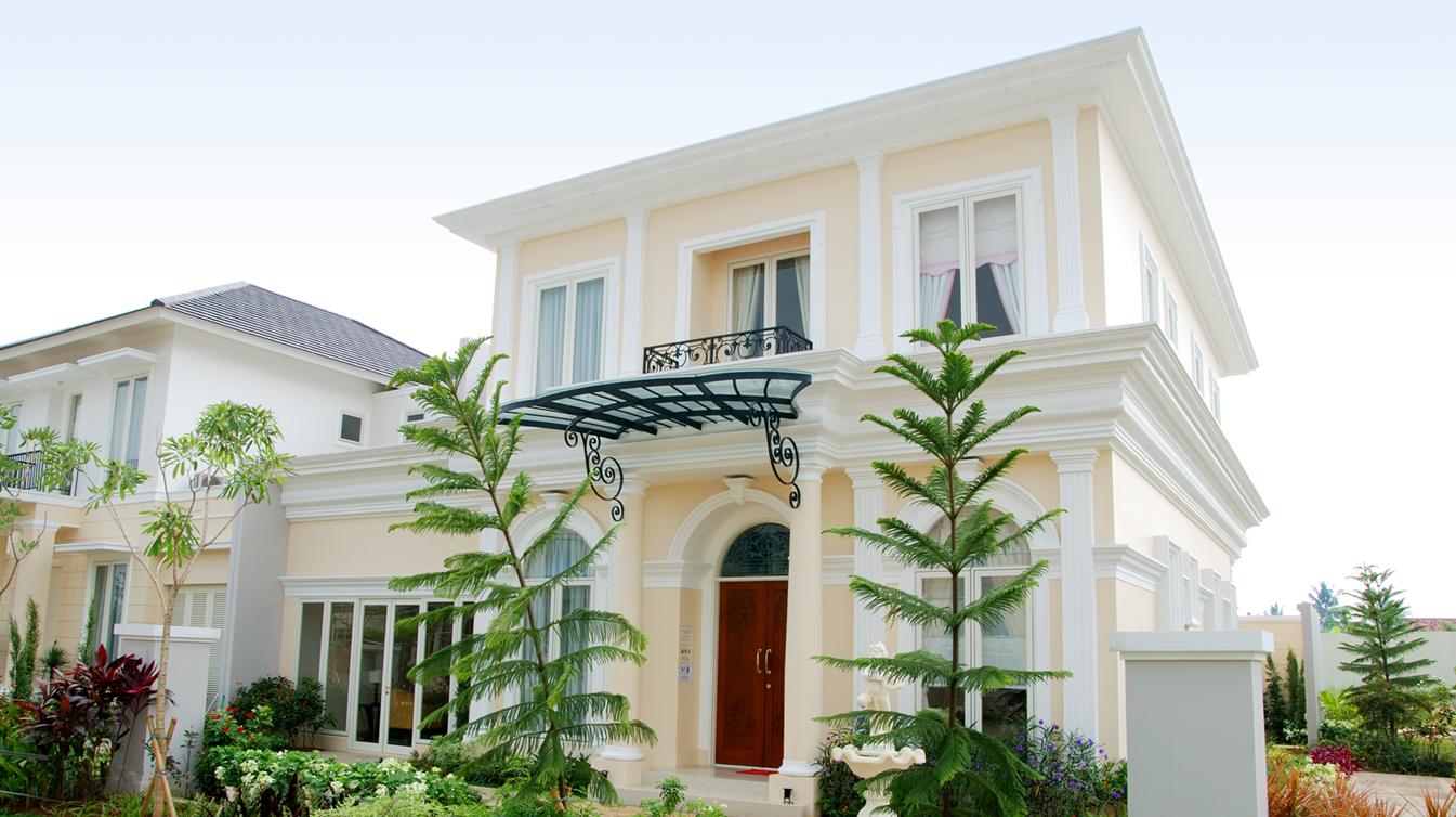 Les Belles Maisons